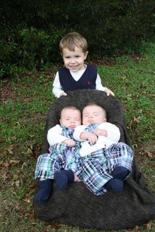 Jackson and the Twins